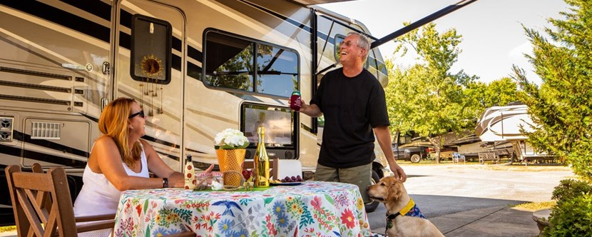 Large RV sites the whole family will love