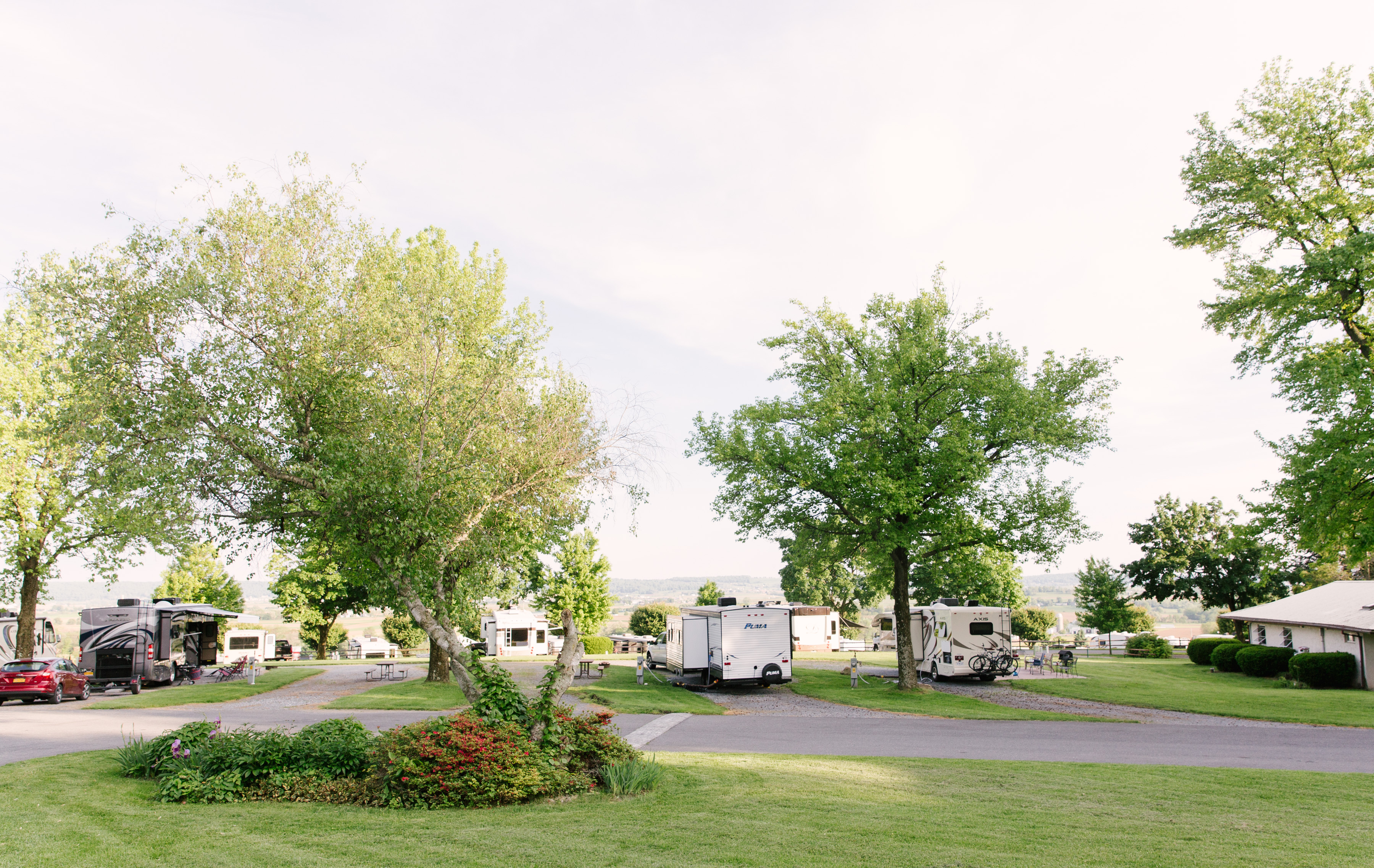 New Holland, Pennsylvania Campground | Lancaster / New