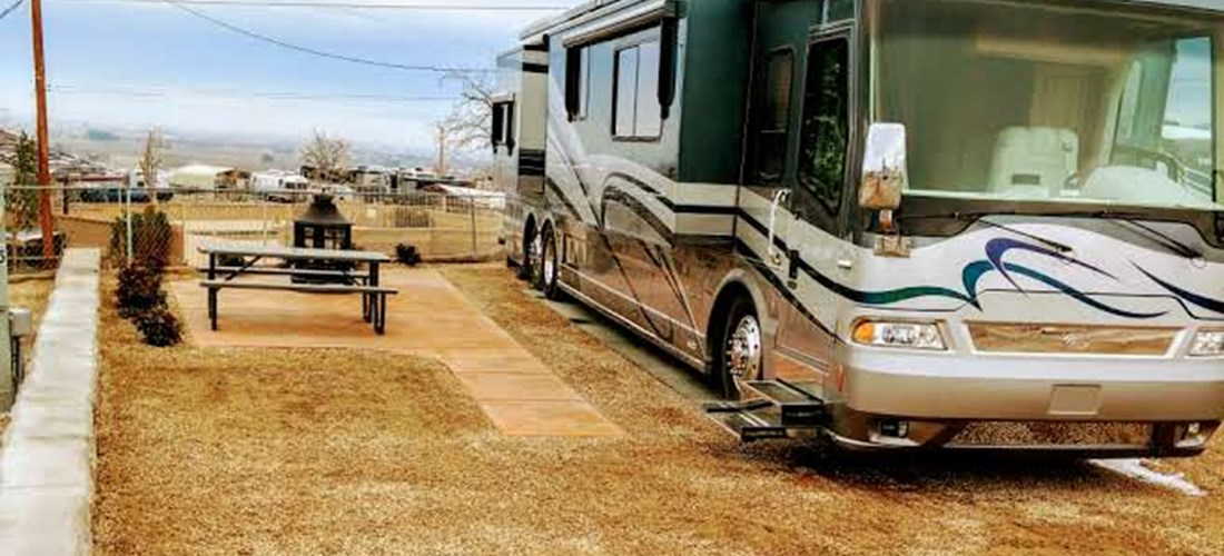 New Back In Patio Sites Are Big Rig Friendly