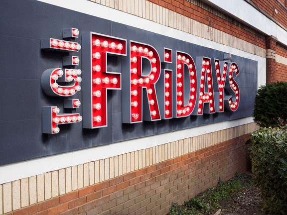 Casual Dining: T.G.I. Friday's