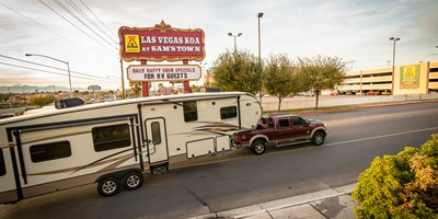 Las Vegas, Nevada Campground | Las Vegas KOA at Sam's Town