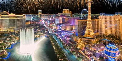 A Las Vegas New Year's