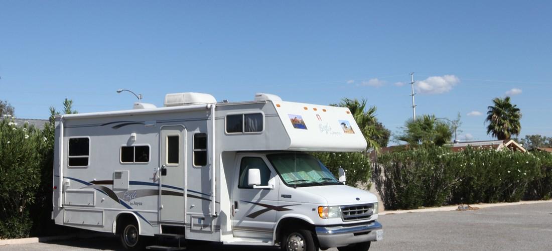Las Vegas, Nevada RV Camping Sites   Las Vegas KOA at Sam's Town
