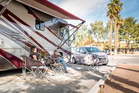 Las Vegas, Nevada Campground | Las Vegas KOA at Sam's Town