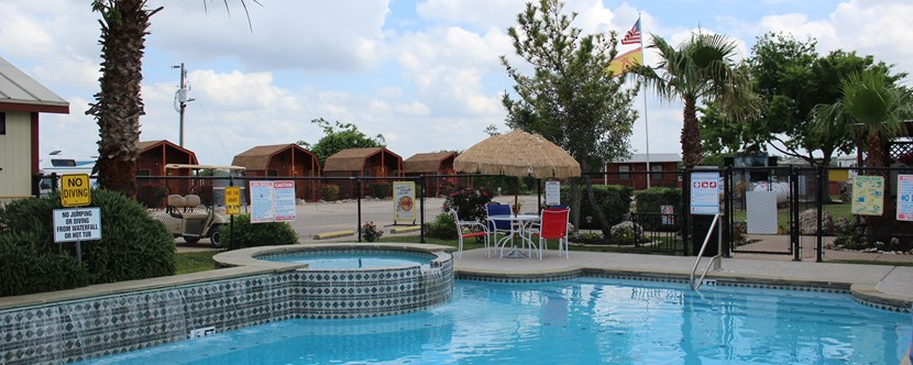 Leander texas campground leander nw austin koa Campsites in poole with swimming pool
