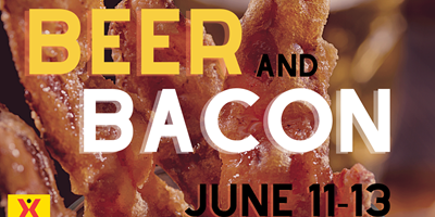 Beer & Bacon Weekend