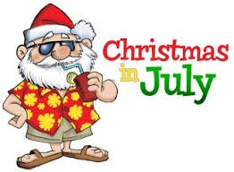 July 26 - 28, 2019   Christmas In July