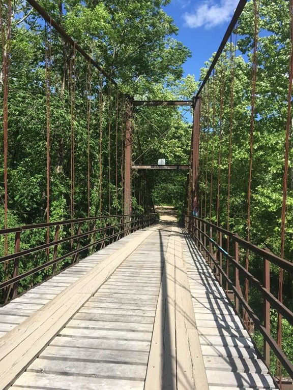 The Swinging Bridges of Brumley