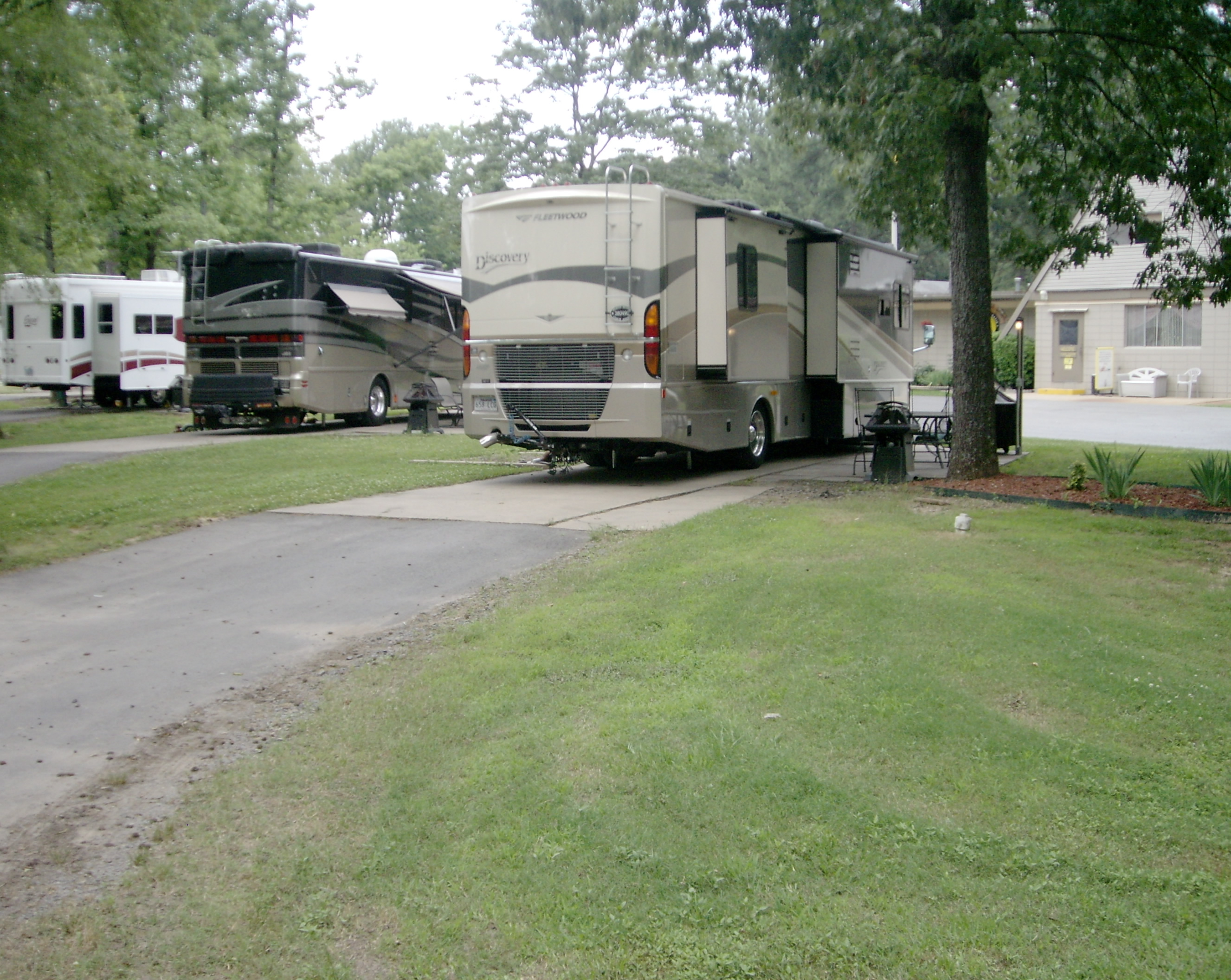 North Little Rock, Arkansas Campground | Little Rock North