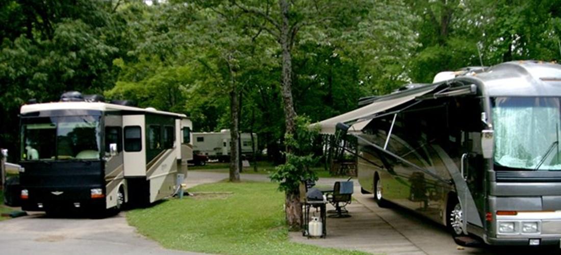 North Little Rock Arkansas Rv Camping Sites Little Rock North Jct I 40 Koa