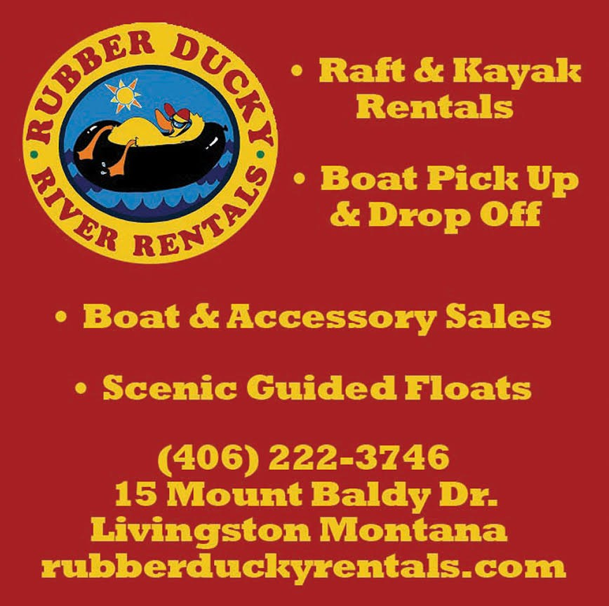 Rubber Ducky Will Drop Off a Boat for Your Float
