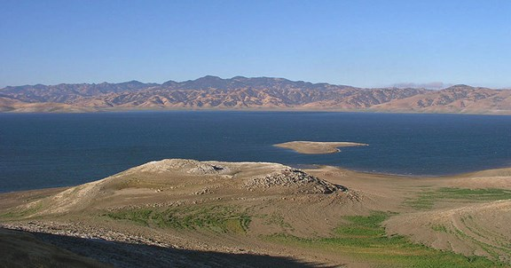 San Luis Reservoir and O'Neil Forebay
