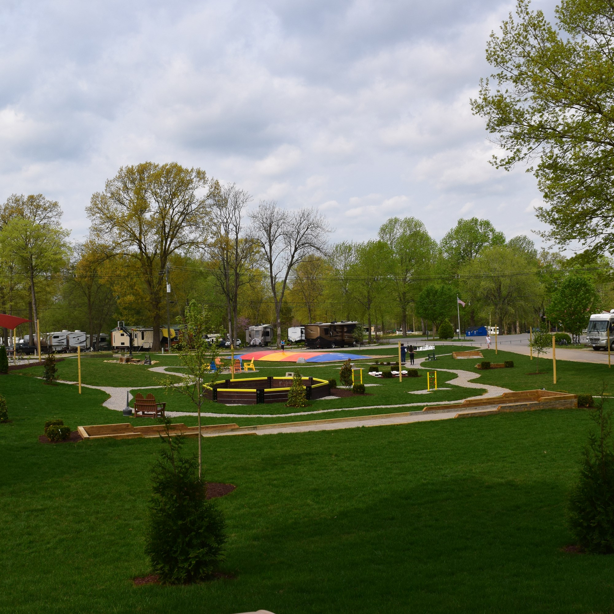 Shepherdsville, Kentucky Campground | Louisville South KOA