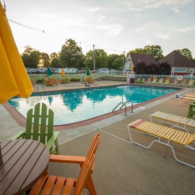 Shepherdsville, Kentucky Campground | Louisville South KOA