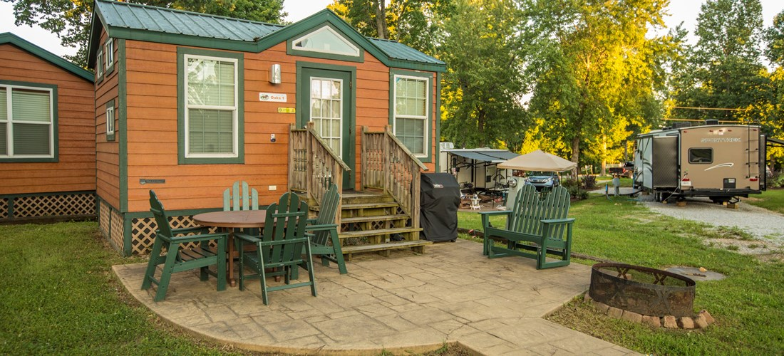Shepherdsville Kentucky Lodging Louisville South Koa