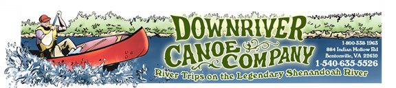 Down River Canoe Company (Shuttle from Luray KOA)