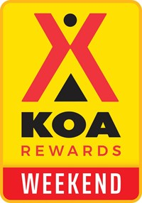 KOA Rewards Appreciation Weekend Photo