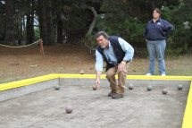 11th Annual Bocce Ball Tournament October 11-13 2019 Photo