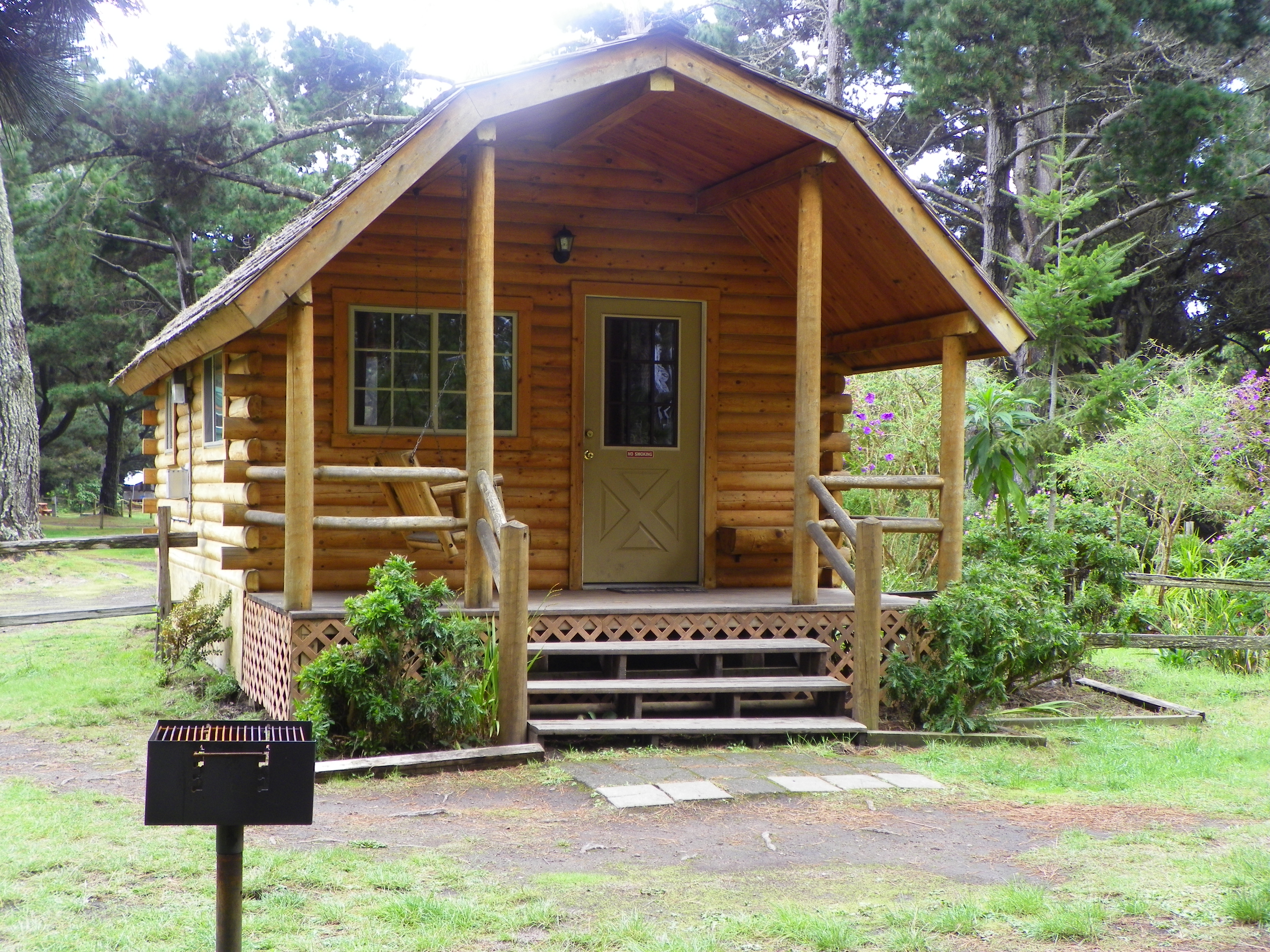Great Manchester, California Lodging | Manchester Beach / Mendocino Coast KOA