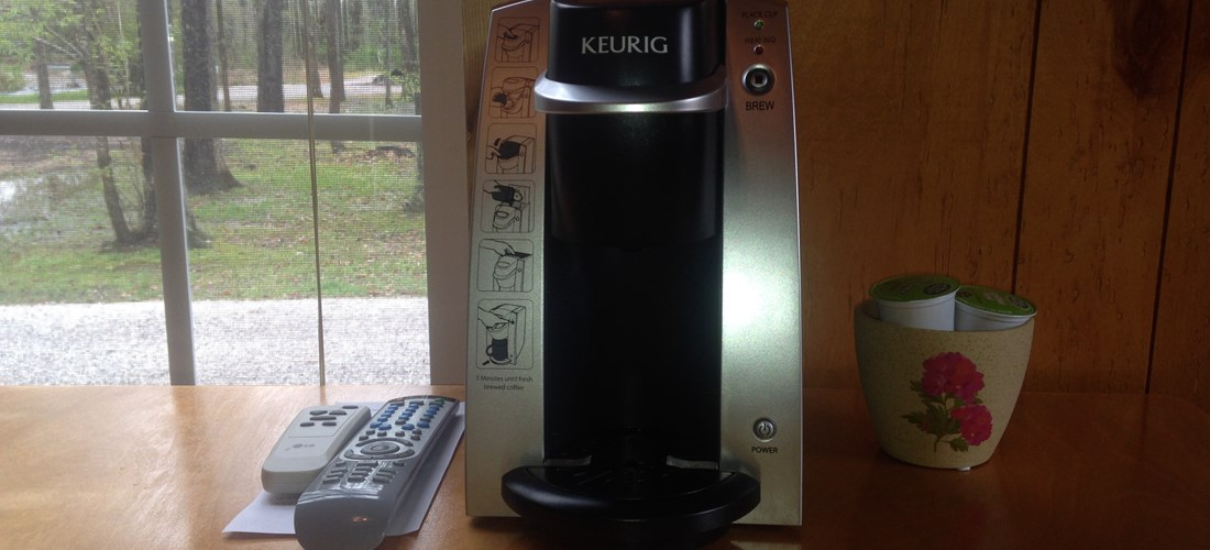 Keurig Coffee Pots!