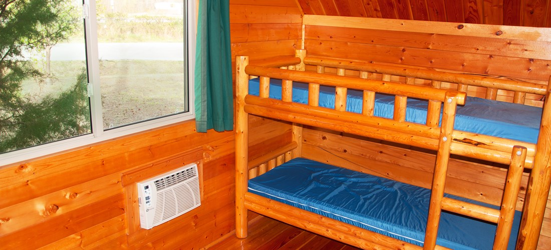 Back Bunks