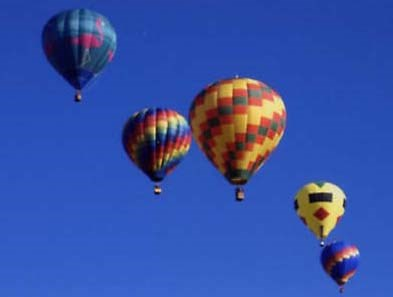Thurston Classic FREE Hot Air Balloon Event (Father's Day Weekend!) - June 18 - 21, 2020