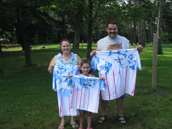 July 4th patriotic T-Shirt Painting!