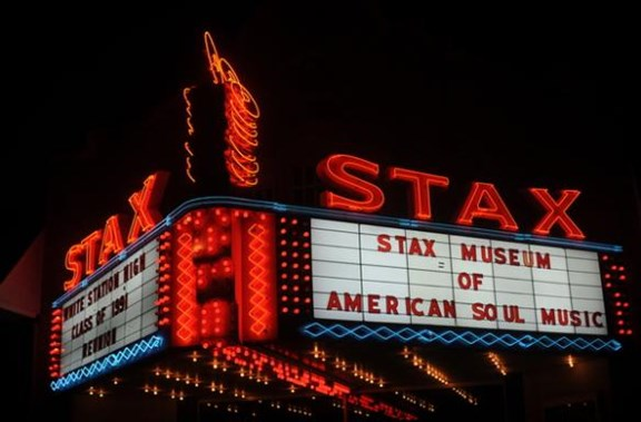 Stax's Museum of American Soul Music