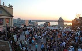 Peabody Rooftop Parties