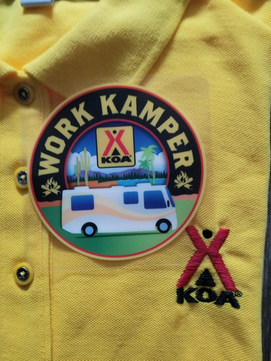 What it's like to be a Work Kamper