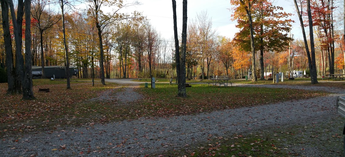 Mercer Pennsylvania Rv Camping Sites Mercer Grove