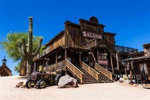 Goldfield Ghost Town - The Valley's Only Authentic Ghost Town