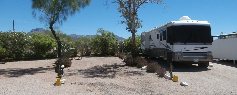 Apache Junction Arizona Rv Camping Sites Mesa Apache