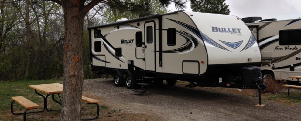 Minot North Dakota Rv Camping Sites Minot Swenson Rv Koa