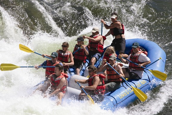 River, Trail, Rafting, Canoe Adventures & Float Trips