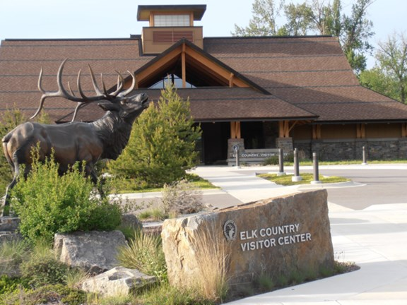 Rocky Mountain Elk Foundation Wildlife Visitor Center