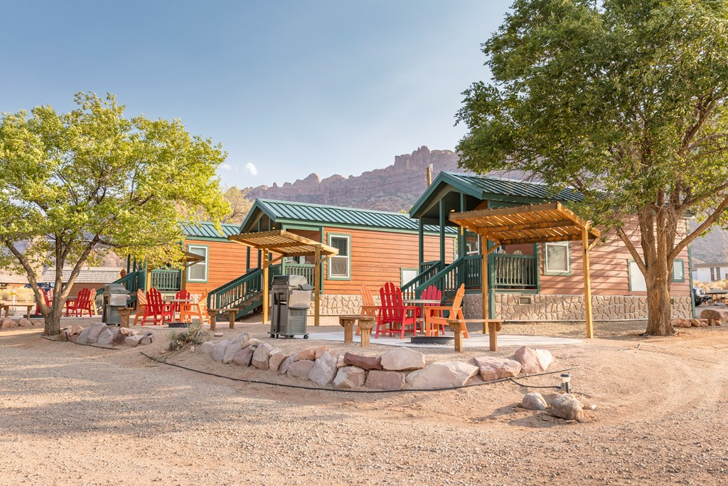 Campground Review of Moab KOA Holiday from We Got The Funk