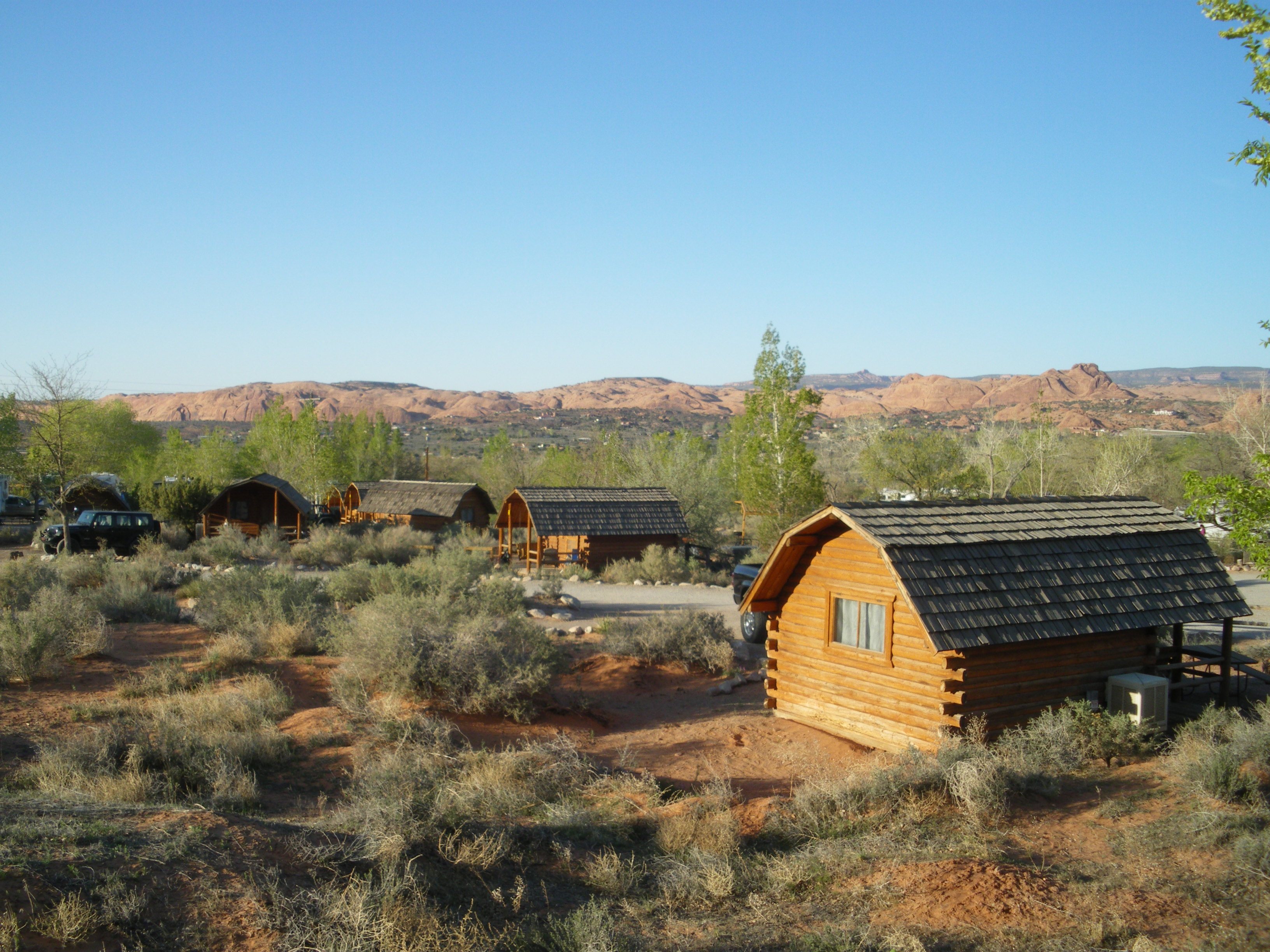 rentals cabins availability wildflower check cabin moab