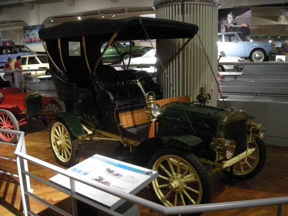 The Henry Ford Museum (Open Year-Round, Closed Holidays)
