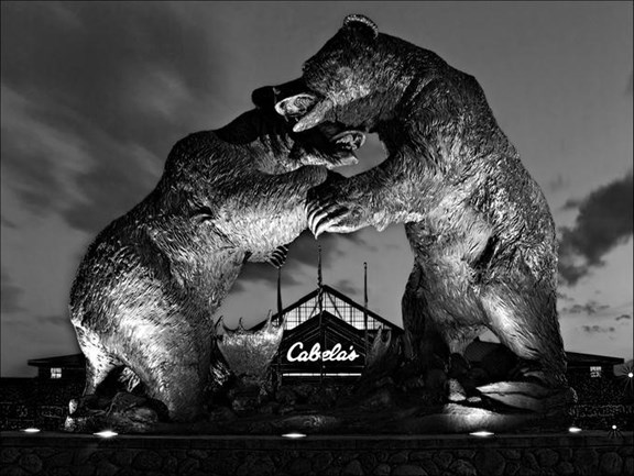 Cabela's (Open Year Round, Closed Some Holidays)