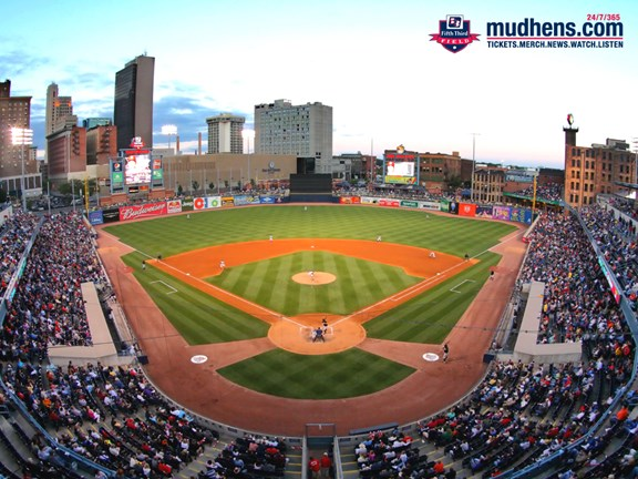 Toledo Mud Hens (April-September)