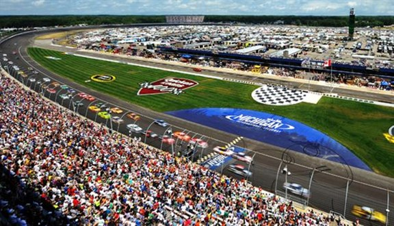 Michigan International Speedway April 1-October 31 (Viewing Area) June-August (Races)
