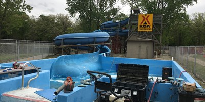 Water Slide Updates coming in 2019!