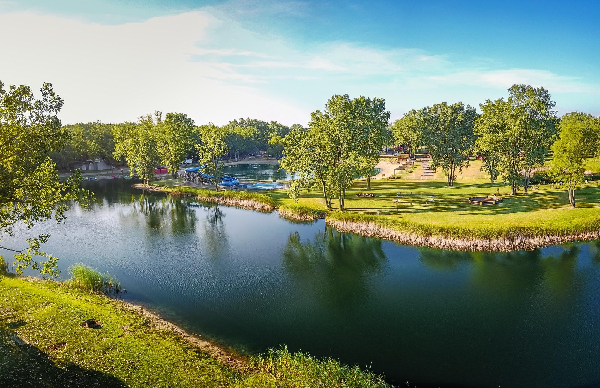 Petersburg, Michigan Campground | Monroe Co  / Toledo North KOA