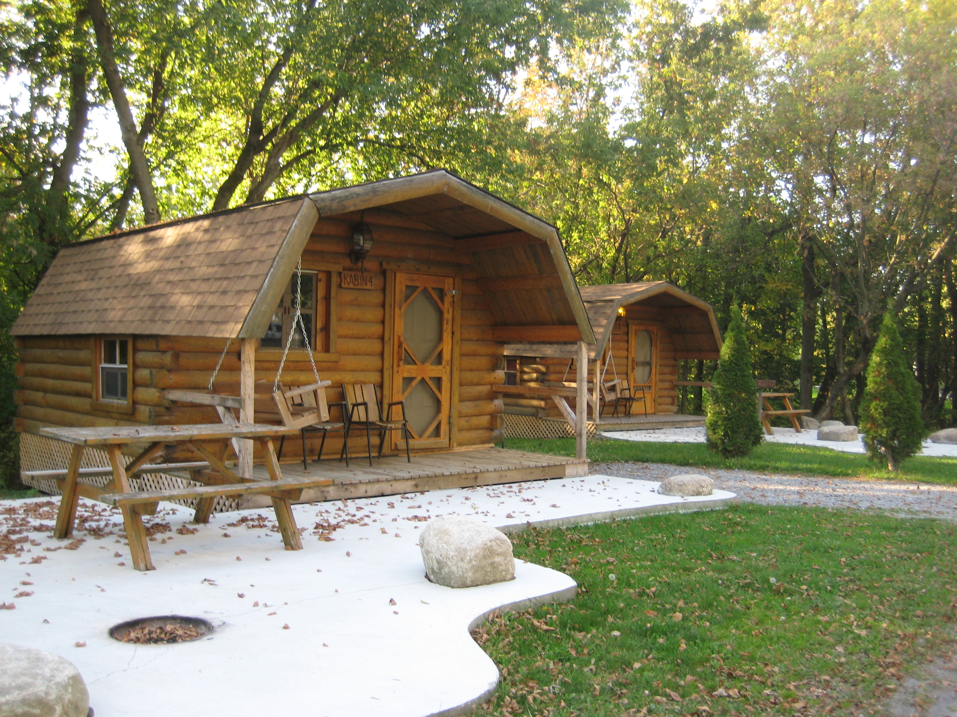 Montreal Campgrounds Rv Parks