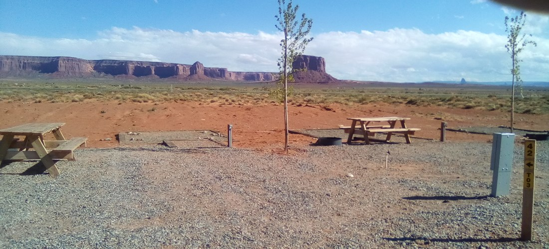 Monument Valley Utah Tent Camping Sites Monument Valley Koa