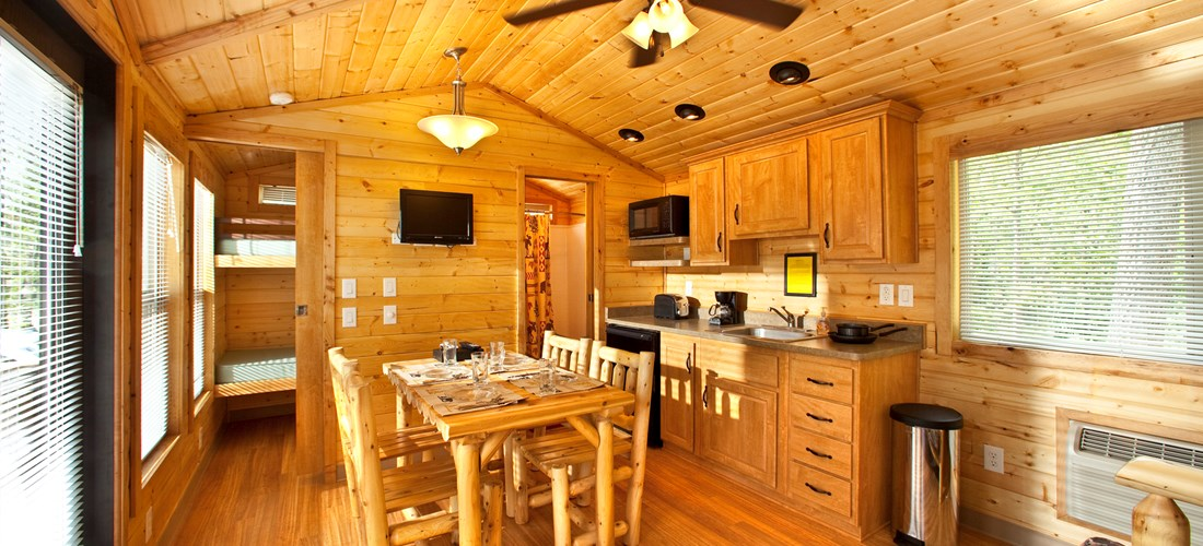 Hill City South Dakota Lodging Mount Rushmore Koa At