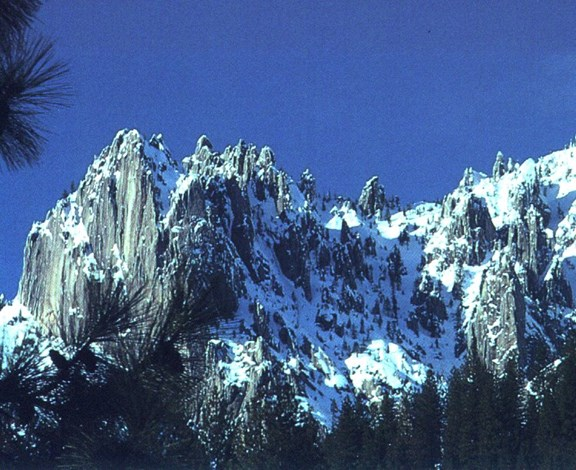 Castle Crags State Park
