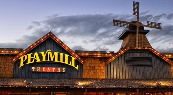 PLAYMILL THEATRE - IN WEST YELLOWSTONE