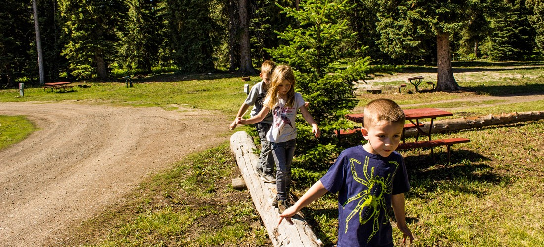 West Yellowstone, Montana Tent Camping Sites | Yellowstone ...